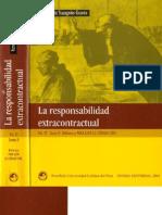 La Responsabilidad Extra Contractual Tomo I