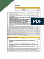 Control Objectives (PO1 - PO2 - PO4)