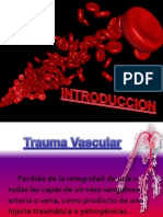 Lesiones Vasculares de Miembros Inferiores Pressentacio