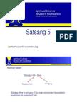 Satsang 5 Benefits of Chanting