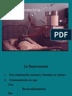 respiratoria Inter Cam Bio de Gases Arteriales
