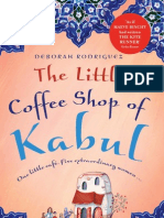 The Little Coffee Shop of Kabul by Deborah Rodriguez Sample Chapter