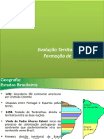 Geografia Do Brasil - Estados Brasileiros