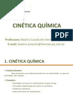 Físico-Química 2011.2 03 - Cinética Química