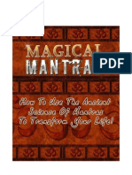 Magical Mantras Sample Chapter