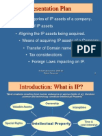 Intellectual Property Due Diligence in Mergers & Acquisitions