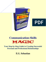 Communication Magic - eBook - LULU