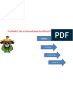 Auliah Kusuma h11111265 Database