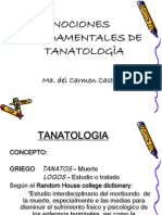 MOD 1 Nociones Fund Amen Tales de Tanatologia