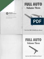 20914027 Full Auto Volume Three Semi Auto Mac 10 Smg Modification Manual
