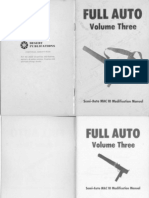 20914027 Full Auto Volume Three Semi Auto Mac 10 Smg Modification Manual