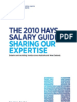Hays Salary Guide 2010 AU Nrg Res Oil