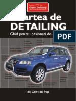 Cartea de Detailing - Ghid Pentru Pasionatii Auto