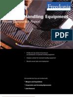 Material Handling Equipment Sector D