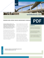 WebmethodsEDI Factsheet