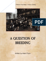 WFRP2 BI5 - A Question of Breeding