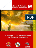 Mtb-05 to as Ocorrencias Em Incendios Em Indrustrias