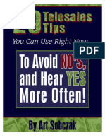 29 Telesales Tips You Can Use