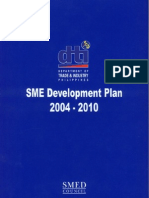 Small and Medium Enterprise Development Plan 2004-2010