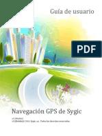 UserGuide Sygic GPS Navigation Mobile v3 ES