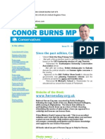 News Bulletin From Conor Burns MP #75
