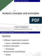 2 Analysis Concepts and Principles