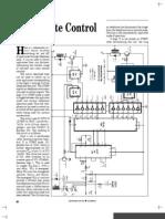 Teleremote Control