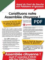 Appel Palaiseau