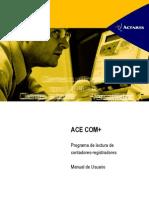 Manual ACE Com+