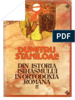 Dumitru Staniloae - Din Istoria Isihasmului in Ortodoxia Romana Fragmente