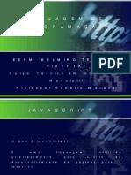 LINGUAGEM DE PROGRAMAÇÃO Aula Java2