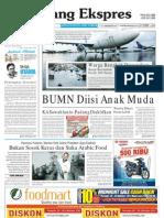 Koran Padang Ekspres   Jum'at, 28 Oktober 2011