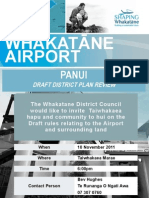 Flyer - Taiwhakaea airport hui - full version