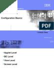 Configuration Basics