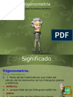 Clase de Trigonometría