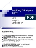 ASP 07 Day 34 You and Your Leading-BLOG