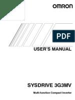 3G3MV en Manual