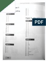 FCE Gold Practice Exams-keys