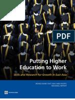 EAP Higher Education Full Report
