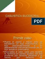 CASUSITICA ORDENES HEREDITARIOS
