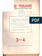 Pr.prof. Ene Braniste - Teologia Icoanelor Izvoarele Principale Ale Teologiei Icoanelor (in Rev Studii Teologice 1952, Nr 3-4)