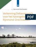 Delta Scenarios Havengebied Rijnmond-Drechtsteden-Def 1