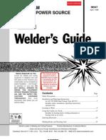 Limcoline Welder Guide