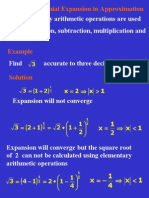 The Binomial Theorem 2