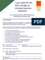 Pensions Seminars