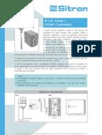 DataSheet Sonda (SC120) + Control Ad Or (CN200) - Sitron