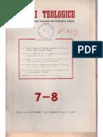 Prof. Pr. D. STANILOAE - Temeiuri Duhovnicesti Pentru Viata Monahala de Obste (in Revista Studii Teologice 1952, Nr. 7-8)