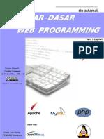 Dasar2 Web Programming 1.0