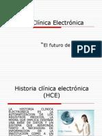 Historia Clinica Electronic A