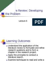 QIM 511 Lecture 6